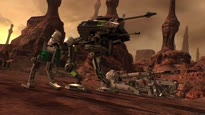 LEGO Star Wars III: The Clone Wars - Vehicle Reveal Trailer