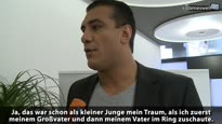 Alberto del Rio - Der WWE-Superstar im Interview