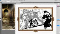 Nadirim - Comic Strip Speed Painting Trailer
