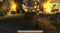 God of War: Chains of Olympus - Staaart! Die ersten 10 Minuten der PS3 Version