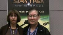 Star Trek: Infinite Space - Michael Okuda Video-Interview #2
