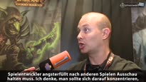 World of Warcraft - gamescom 2011 Video Interview mit Chris Robinson und Tom Chilton