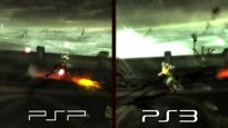 God of War Origins Collection - PSP to PS3 Comparison Trailer