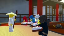 LEGO Universe - Ninjago: Masters of Spinjitzu Trailer