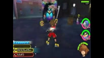 Kingdom Hearts 3DS - TGS 2011 Debut Trailer