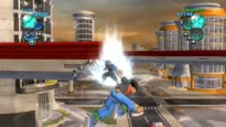 Dragon Ball Z: Ultimate Tenkaichi - Trunks vs C-17 Gameplay Trailer