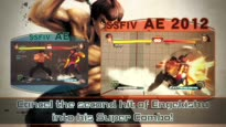 Super Street Fighter IV Arcade Edition - 2012 Version Update Trailer