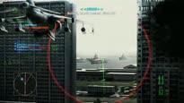Ace Combat: Assault Horizon - DLC Inflight Menu Trailer
