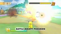 PokéPark 2: Die Dimension der Wünsche - Team Adventures Commercial