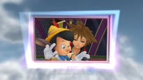 Kingdom Hearts 3D: Dream Drop Distance - Gameplay Trailer #6