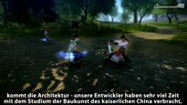 Age of Wulin: Legend of the Nine Scrolls - Video-Interview mit Arash Amini (Extended Version)