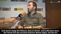 Company of Heroes 2 - gamescom 2012 Video-Interview mit James McDermott