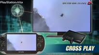 Dead or Alive 5 Plus - Vita Features Trailer