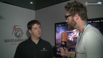 World of Tanks - E3 2013 Video-Interview mit Justin Bird