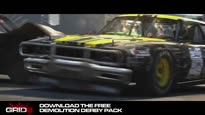 GRID 2 - Demo Derby Free DLC Trailer