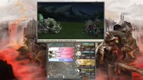 Bravely Default - Gameplay & Features Video