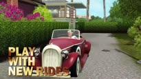 Die Sims 3: Roaring Heights - Gameplay Trailer