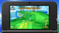 Mario Golf: World Tour - Mushroom Pack DLC Trailer