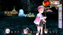 Atelier Rorona Plus: The Alchemist of Arland Battle - Gameplay Trailer