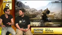User Top 5 - Free 2 Play Shooter