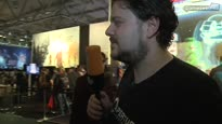 Warner und Bethesda - Standtour von der gamescom 2014