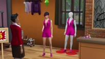 Die Sims 4: An die Arbeit - Geschäfte Gameplay Trailer