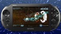 Söldner-X 2: Final Prototype - PS Vita Launch Trailer