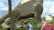 LEGO Jurassic World - Gameplay Trailer #2