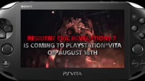 Resident Evil: Revelations 2 - PS Vita Launch Trailer