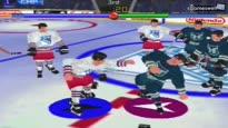 Eishockey-History - Pucks, Pixel, Polygone