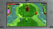 The Legend of Zelda: Tri Force Heroes - The Princess's Tell-All Overview Trailer