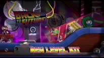 LittleBigPlanet 3 - Back to the Future DLC Trailer