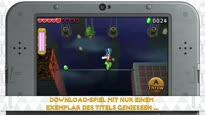 The Legend of Zelda: Tri Force Heroes - Launch Trailer