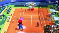 Mario Tennis: Ultra Smash - 4er-Koop-Session in der Redaktion
