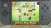 Pokémon Picross - Announcement Trailer