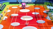 Mario Tennis: Ultra Smash - A Break from Adventuring Trailer