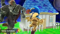 Super Smash Bros. for Wii U / 3DS - Mii-Fighter DLC #5 Trailer