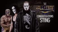 WWE 2K16 - Sting Hall of Fame Trailer