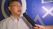 Shuhei Yoshida E3 2016 Interview - President of Sony's Worldwide Studios im Interview