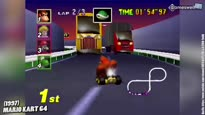 Gameswelt Top 100 - Platz #35: Mario Kart 64