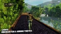 Gameswelt Top 100 - Platz #25: Uncharted 2: Among Thieves