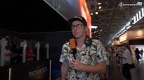 2K Booth-Tour - Robin stellt euch den Stand auf der gamescom 2016 vor