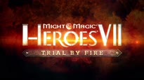 Might & Magic Heroes VII - Trial by Fire Launch Trailer