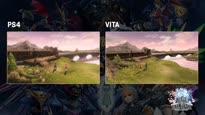 World of Final Fantasy - PS4 vs. PS Vita Comparison Trailer #2