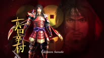 Samurai Warriors: Spirit of Sanada - Announcement Trailer