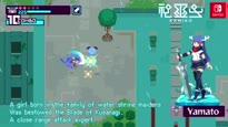 Kamiko - Release Gameplay Trailer