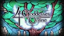 Cyberdimension Neptunia: 4 Goddesses Online - Announcement Trailer