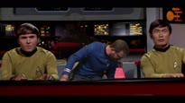Felix als Captain Kirk - Chaos auf der Brücke bei Star Trek: Bridge Crew