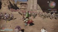 Dynasty Warriors 9 - Gameplay Demo (jap.)