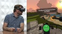 Samsung Gear VR - Felix testet das VR-Headset für Smartphones